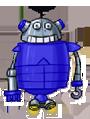 Door forcer robot