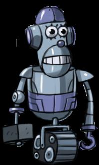 Fixer robot