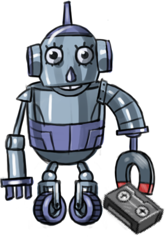 Searcher robot
